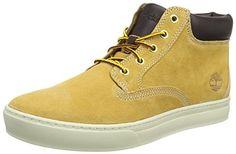Timberland Herren Dauset_Dauset_Dauset Chukka Hohe Sneakers, Braun (Wheat Pig Nubuck WP), 45.5 EU - http://on-line-kaufen.de/timberland/45-5-eu-timberland-herren-dauset-kurzschaft-5