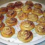 recette Roulé au bacon et boursin ail et fines herbes