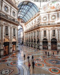 milan italy photography architecture - mailand italien fotografie architektur milan italy photography architecture - New York architecture photography Galleria Vittorio Emanuele Ii, The Places Youll Go, Places To See, Places To Travel, Travel Destinations, Visit Italy, Beautiful Architecture, Italy Architecture, Travel Inspiration