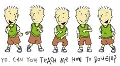 lol...teach me how to Dougie...teach me- teach me how to Dougie....