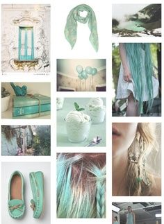 wonderful shades of green