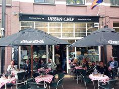 Als je een dagje gaat shoppen in Arnhem vergeet dan zeker niet om een hapje te gaan eten bij Urban Chef!