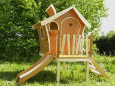 Staccionata bambini ~ Little woody garden house casetta gioco in legno con staccionata