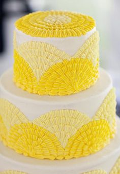 Nunta cu tematica galbena | Teme de nunta in galben