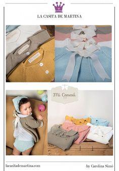 ♥ MI CANESÚ una colección muy dulce de MODA INFANTIL ♥ : ♥ La casita de Martina ♥ Blog de Moda Infantil, Moda Bebé, Moda Premamá & Fashion Moms