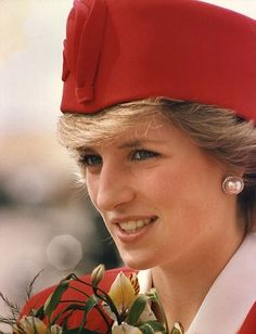 HRH Dianna Princess of Wales