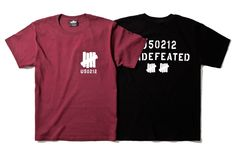 Undefeated 2012 Fall/Winter T-Shirt Collection | Hypebeast