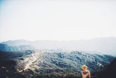 Topanga Canyon Hike - Wanderlust - 35mm Film Photography