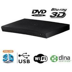 SAMSUNG BD-J5900 Lecteur Blu-ray DVD