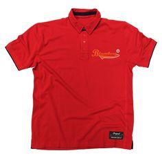 679f80d47 Buy Blumberg Australia Men's Orange Text Breast Pocket Design Premium Polo  Shirt at 123t T-Shirts & Hoodies for only £20.99