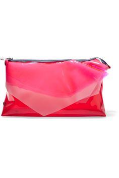 roksanda  bags  clutch  pvc  hand bags 685eeffa43