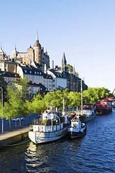 Sweden, great country for train travel! Check out our #EurailWinterWin contest.