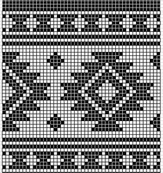 Wall Tapestry Crochet Patterns, Weaving Patterns, Mosaic Patterns, Embroidery Stitches, Embroidery Patterns, Cross Stitch Patterns, Knitting Charts, Knitting Patterns, Native Beading Patterns