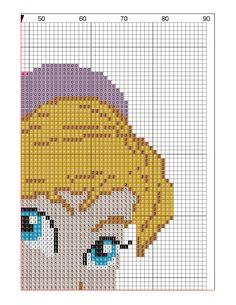 princess anna free cross stitch pattern-04