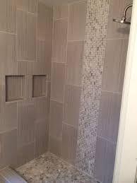 Image result for vertical large porcelain tile walls master bathroom