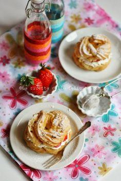 La ricetta della felicità: Paris-Brest alle fragole... aspettando la Primavera!