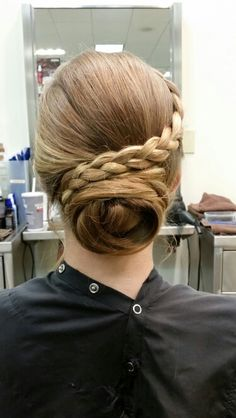 Prom or Wedding Updo....Nancy from HQ