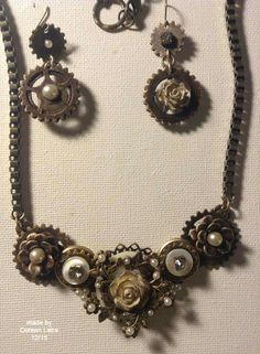 Created by Doreen Latre for Mixed Metals Challenge Dec. 15-Jan. 16