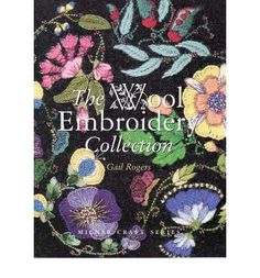 An adventure into the wonderful world of wool embroidery, with a huge array of projects to choose from. Features easy, step-by-step instructions, with full size templates and colour photos for each project.
