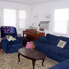 Room for Hope: A Living Room Makeover