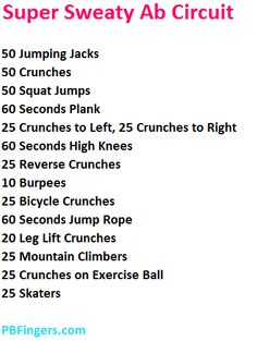 Ab Workots How to get Ripped Abs. For Men and...
