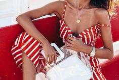 The VivaLuxury | Matchy Matchy: The Summer of a Set
