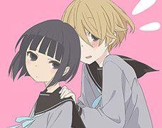 Rino and Saya from Tanaka-kun wa Itsumo Kedaruge