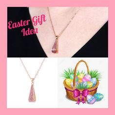 Easter Gift, Pendant Necklace, Gifts, Jewelry, Fashion, Moda, Favors, Jewels, Fashion Styles