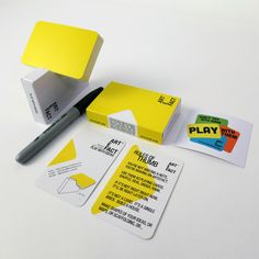 Artefact Cards (or a