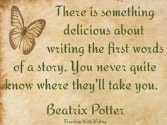 Day 20 NaNo writing inspiration: There is something delicious about writing… | La Petit Muse