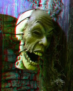 3D Picture of the Day: Scary Face http://3dgeeks.com/news_story/3d_picture_of_the_day_scary_face.html