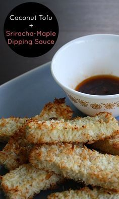 I need to make this coconut tofu in the air fryer. I bet it will be the bommmb!