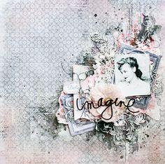 'Imagine' (Paper Attic)