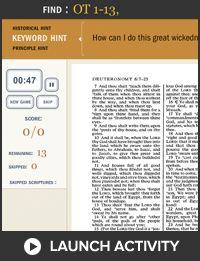 Scripture Mastery Tools