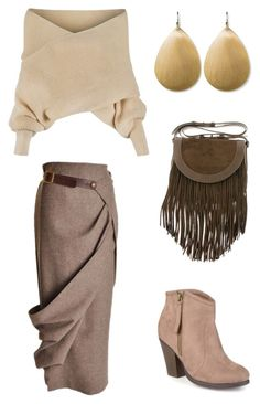 """""""нат-л на плавн"""" by natalinabloom on Polyvore featuring мода, WithChic, Frye и Journee Collection"""