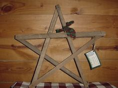 Primitive Tobacco Stick Star