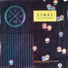 XYMOX 1989 Twist of Shadows Original Promo Poster  Link to Store: http://stores.ebay.com/Rock-On-Collectibles/Alternative-Rock-Posters-/_i.html?_fsub=10096486&_sid=70220124&_trksid=p4634.c0.m322