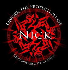 Nick's poster