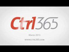 Les presentamos nuestro video institucional, les presentamos Ctrl365