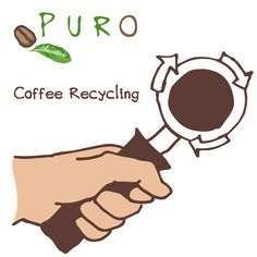 Here you can find out what you can do with your used coffee and more.
