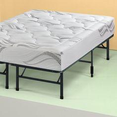 Amazon Com Zinus Quick Lock 14 Inch Metal Platform Bed