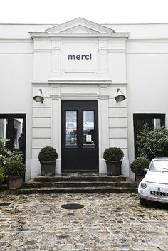 """""""merci"""" boutique in Paris by Nicole Franzen ᘡղbᘠ"""