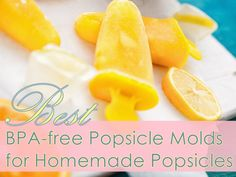 GUIDE: 22 BPA-free popsicle molds for making all kinds of delicious homemade popsicles - Popsicle Molds - Ideas of Popsicle Molds - An extensive guide into many different shapes and sizes of BPA-free popsicle molds just in time for summer! Love And Gelato, Homemade Popsicles, Popsicle Molds, Ice Pops, Afternoon Snacks, Frozen Treats, Food Inspiration, Cooking Tips, Easy