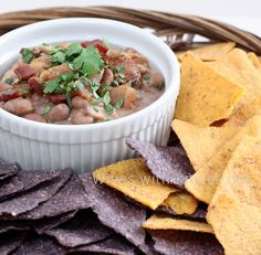 Pinto Beans - Frijoles de la Olla (Wives with Knives)
