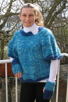 #2014projet52 #Semaine12 #Douceur : Malgré la date (26/03/2014), j'ai eu envie de la douceur et de la chaleur d'un des pulls en mohair que mon mari m'a tricotés. Je ne les ai pas sorti de l'hiver mais là, je les apprécie...