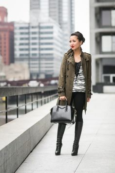 Downtown :: Olive trench