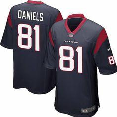 3622d9397 Only Mens Denver Broncos 81 Owen Daniels White Super Bowl 50 Game Event  Jersey NFL jersey Pinterest ...