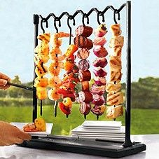 Great way to serve summer grilling!
