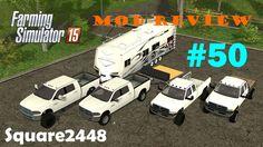 nice Car and Truck videos - Farming Simulator 2015 Mod Review #50 Dodge Trucks, Camper Trailer & Tilt Trailer #Cars &  #Trucks Check more at http://rockstarseo.ca/car-and-truck-videos-farming-simulator-2015-mod-review-50-dodge-trucks-camper-trailer-tilt-trailer-cars-trucks/