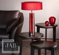 Rode lamp | House of JAB